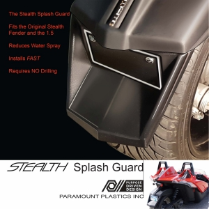 Stealth Splash Guard